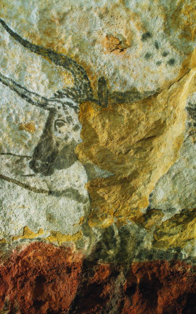 Le Taureau de Lascaux