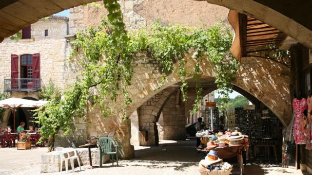 Bastide de Monpazier