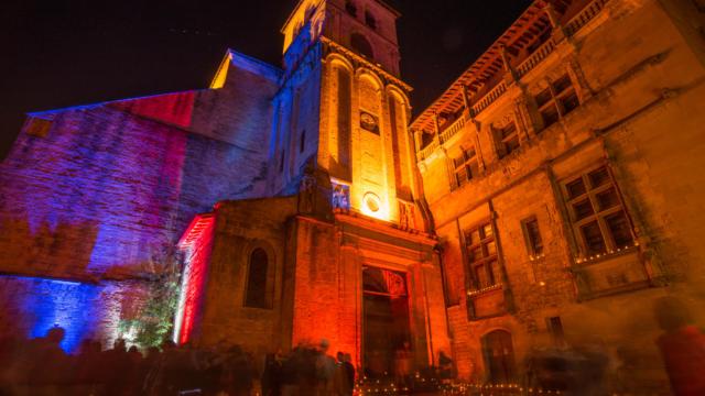 Nuit du patrimoine, Cathédrale Saint Sacerdos de Sarlat