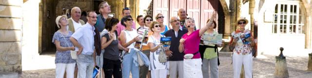 Visite guidée de Sarlat