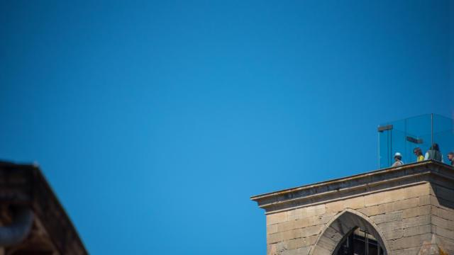 Ascenseur panoramique de Sarlat