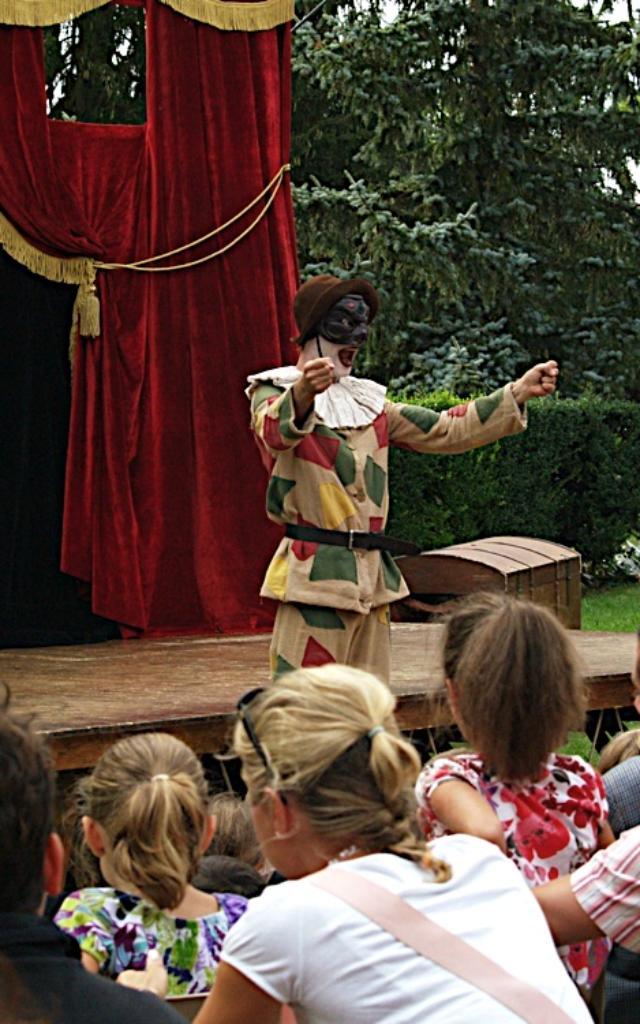 Festival des jeux et du theatre sarlat