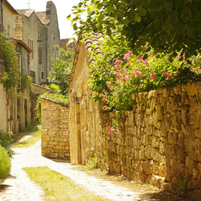 Balade dans Beaumont du Périgord
