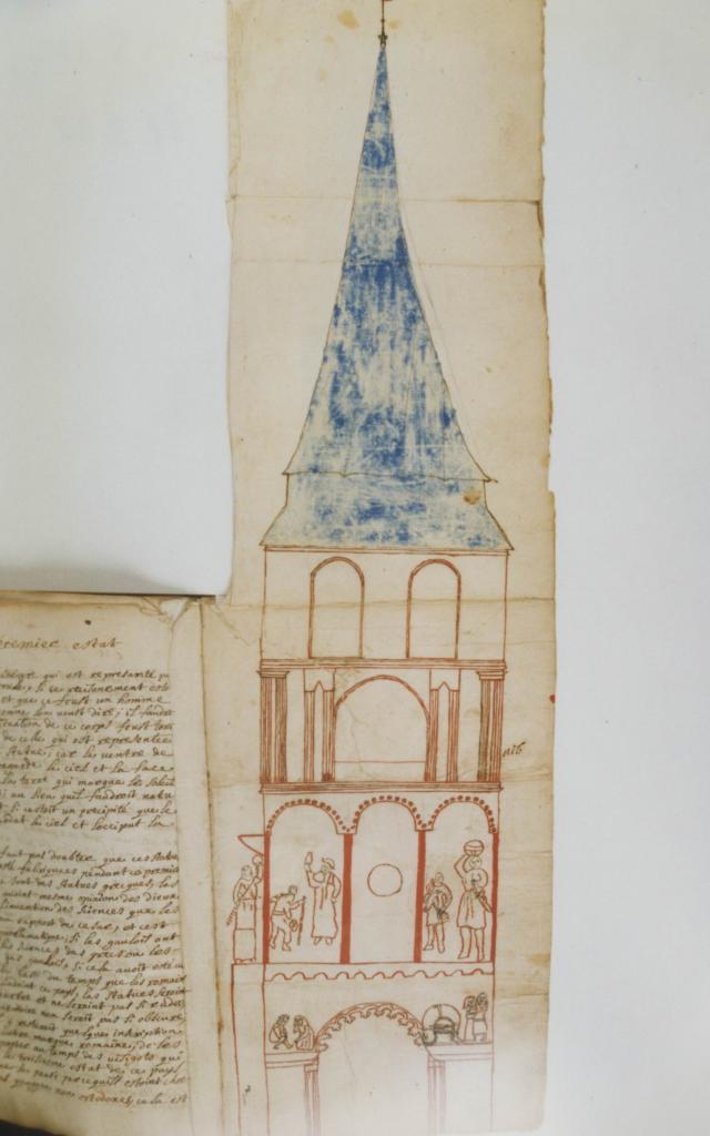 Archives du Service du Patrimoine de Sarlat