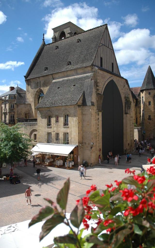 Ancienne église Sainte-Marie de nos jours
