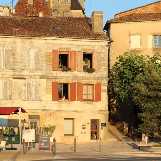 La ville de Bergerac, entre Sarlat et le Bordelais