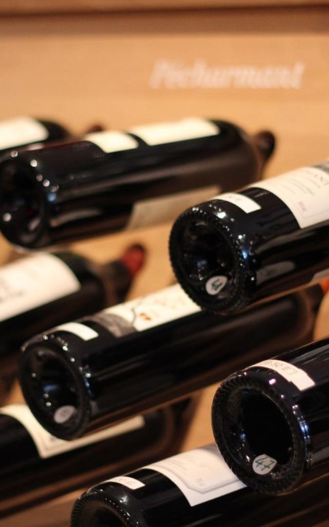 Bouteilles de vin de Bergerac
