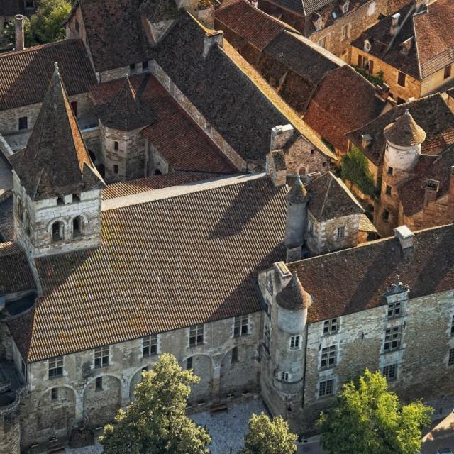 Château des Doyens à Carennac