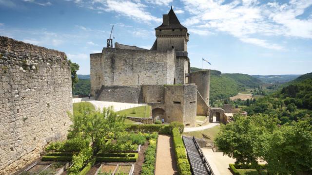 Château de Castelnaud et son Musée de la Guerre au Moyen-Age