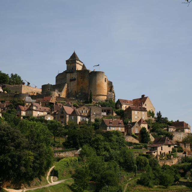 Castelnaud La Chapelle, entre Dordogne et Céou