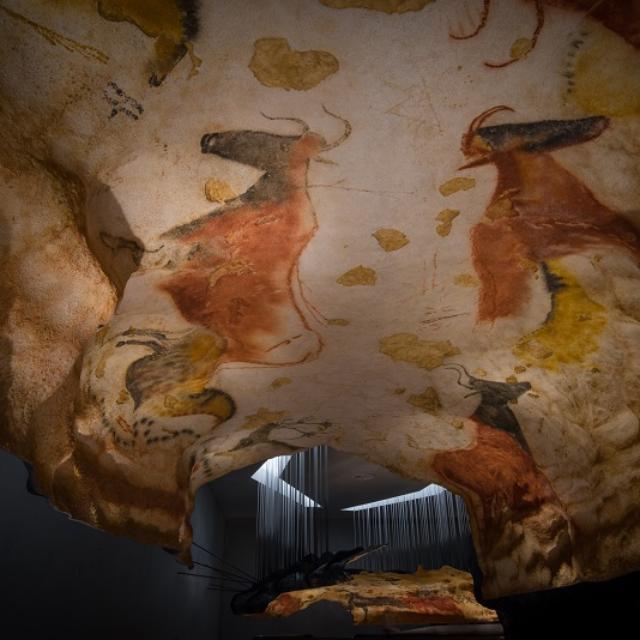 Centre International de l'Art Pariétal dit Lascaux IV, à Montignac
