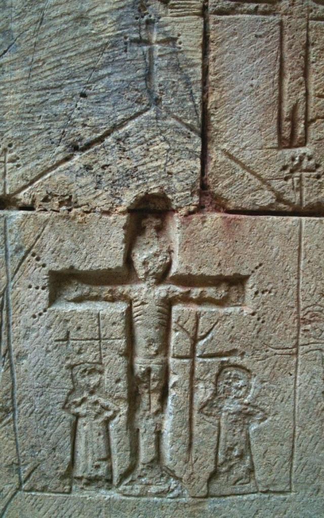 Prison des Templiers de la Porte des Tours à Domme