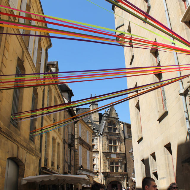 Festival Des Arts En Folie Sarlat