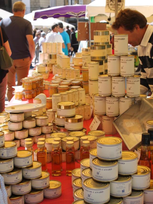 Producteur de foie gras à Sarlat