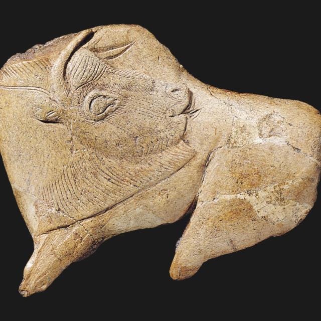 Collection du Musée National de la Préhistoire, aux Eyzies de Tayac