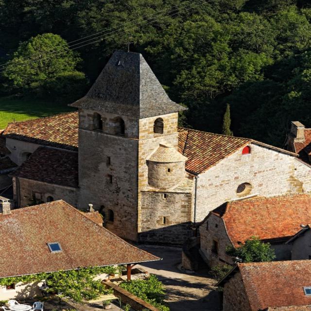 Eglise de Loubressac