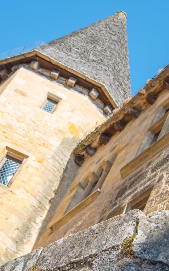 Tour de noblesse de l'Hôtel de Gisson