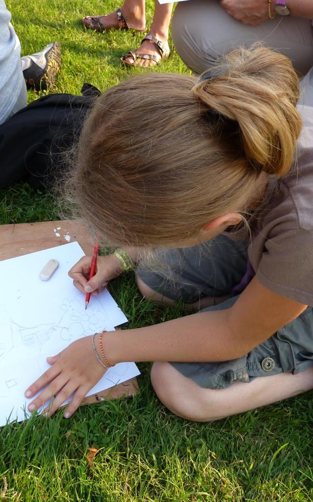 Animation Rando Croquis en Pays de Fenelon