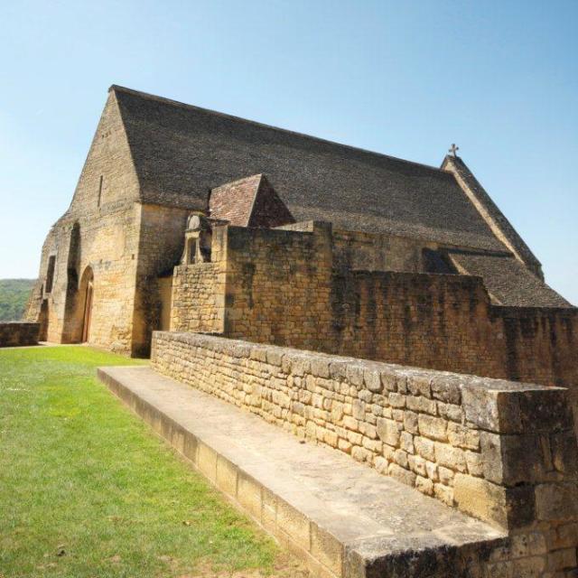 Eglise fortifiée de Beynac
