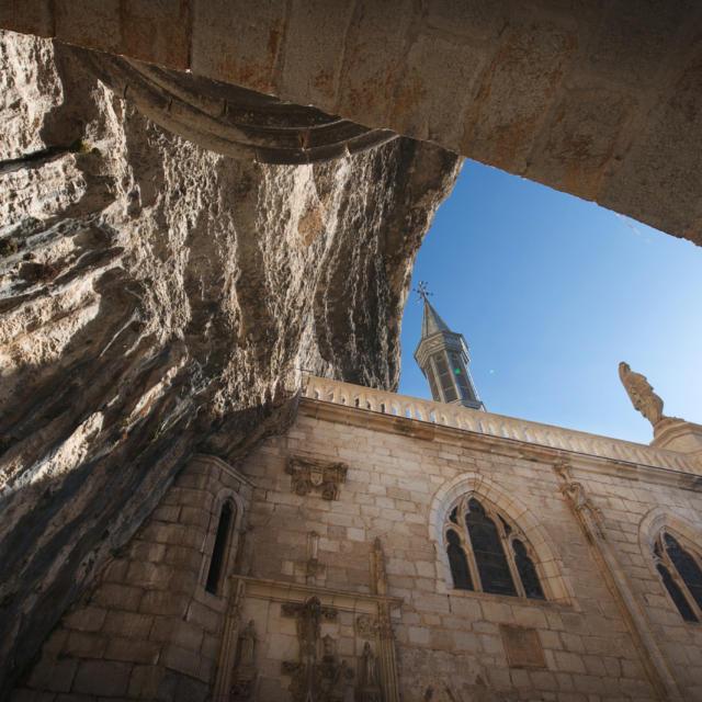 Cité mariale de Rocamadour et ses sanctuaires