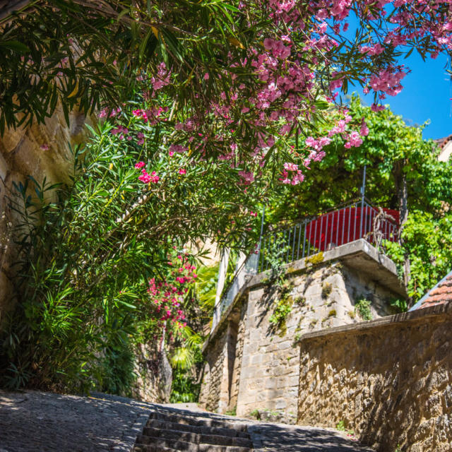 Rues de La Roque Gageac