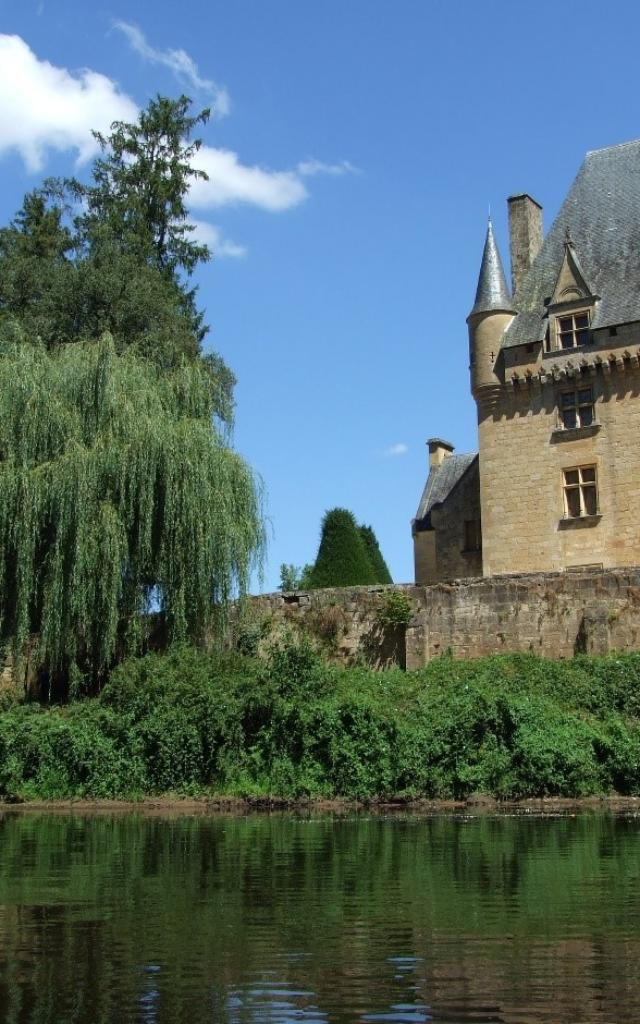 Château de Clérans à Saint Léon Sur Vézère