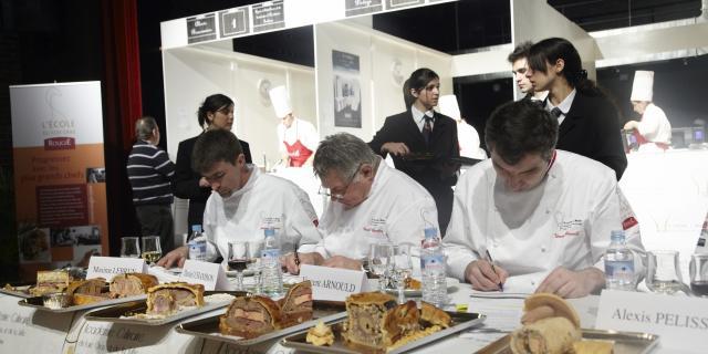 ury du Trophée Jean Rougier - Fête de la truffe à Sarlat