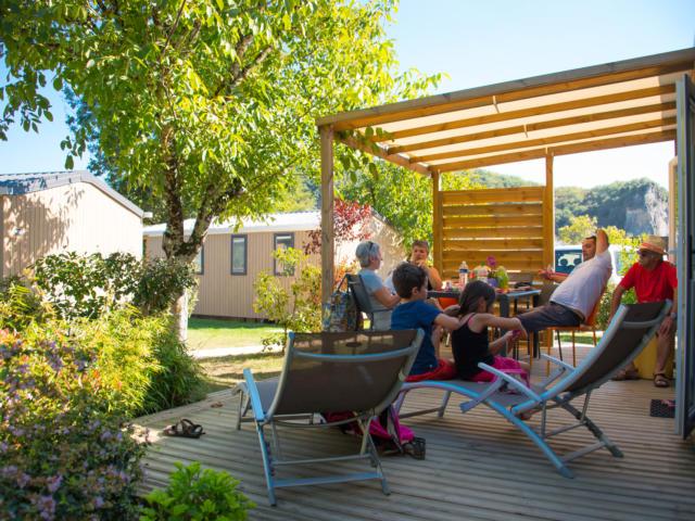 Camping en Périgord à Sarlat