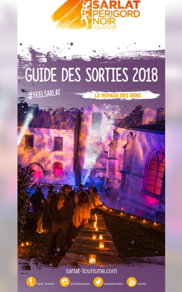 Guide des sorties 2018