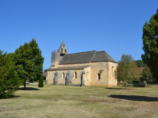 Eglise de Sainte Nathalene
