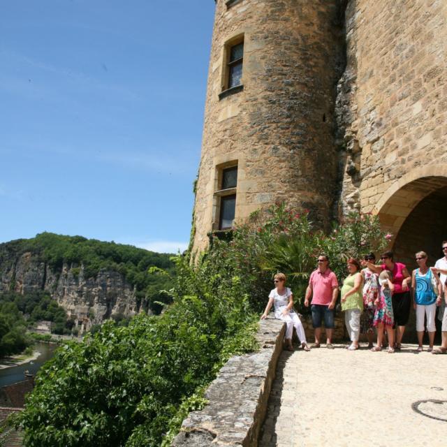 Visite découverte de la Roque-Gageac