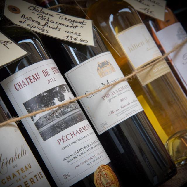 Produits du terroir à Sarlat