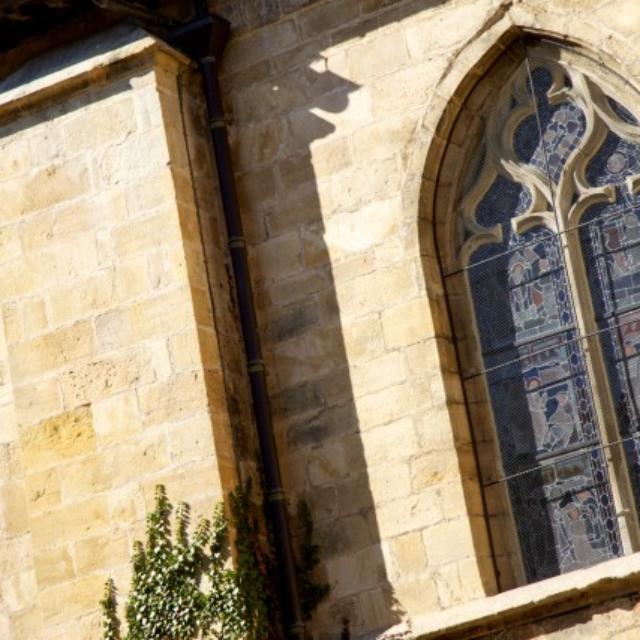 Vitraux de la cathédrale de Sarlat