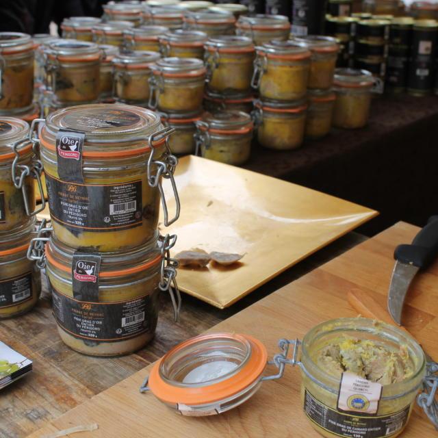 Visite de sarlat avec dégustation de foie grasr