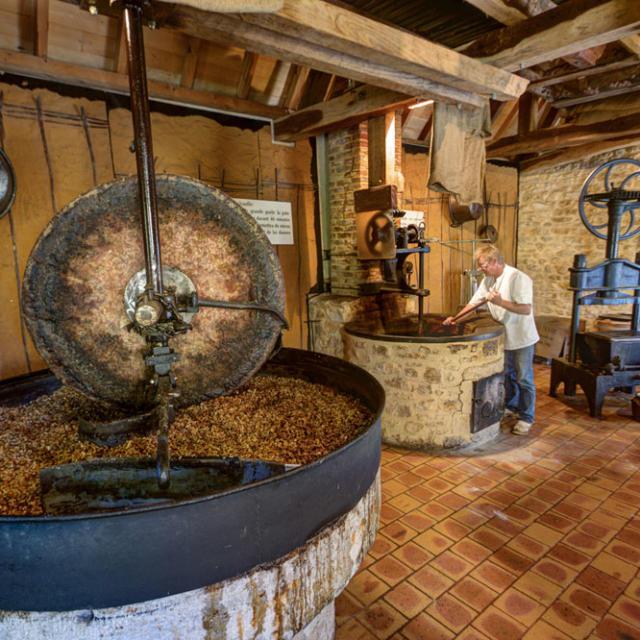 Ecomusée de la noix à Castelnaud