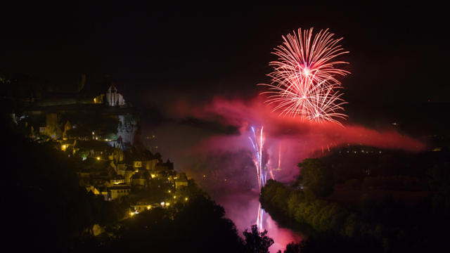 Feux D'artifice Beynac