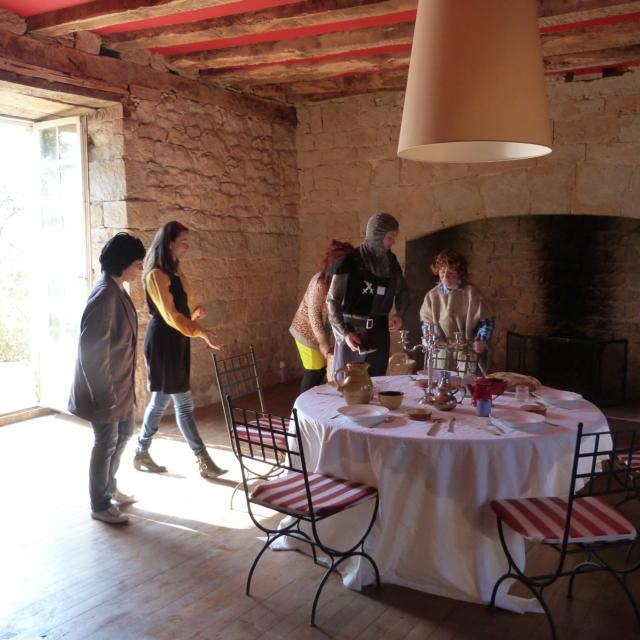Journée de Cohésion à Sarlat