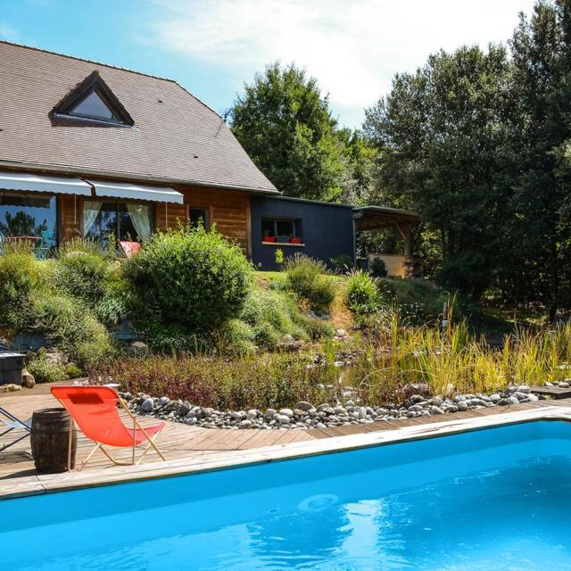 Maison avec piscine - Villa à Sarlat