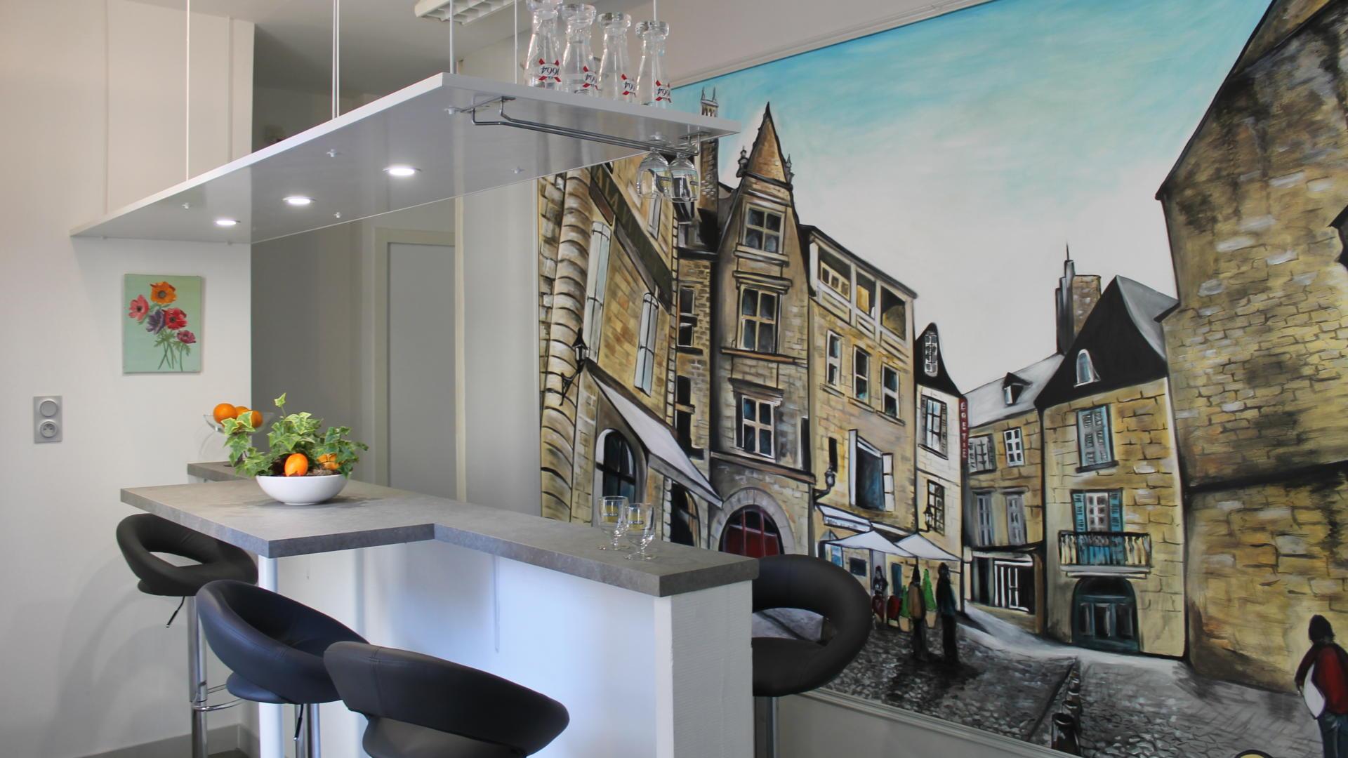 Appartements - Le Croustou