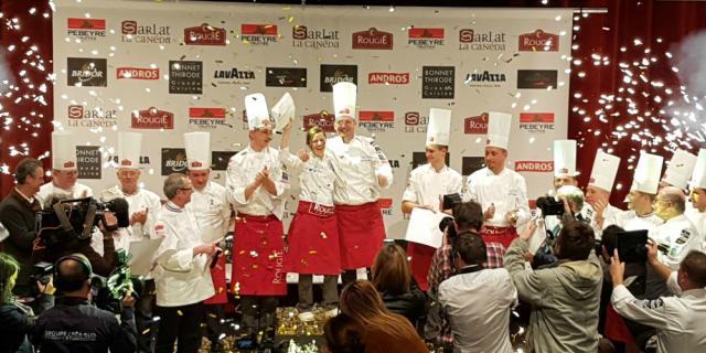 Fête de La Truffe_show culinaire
