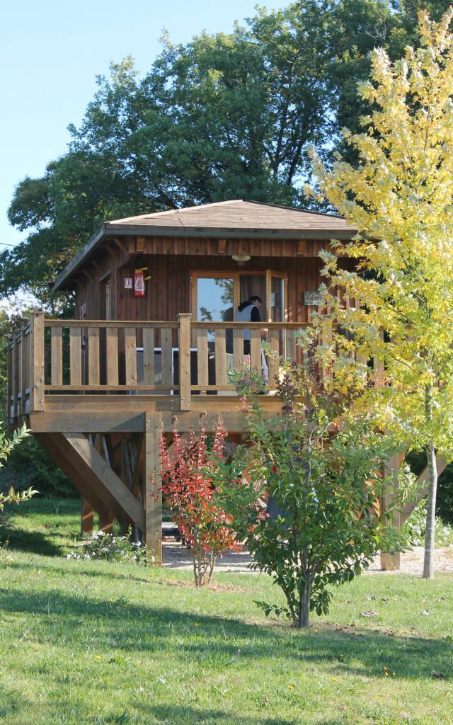 Cabane De Ouetou Location Avec Piscine Et Spa