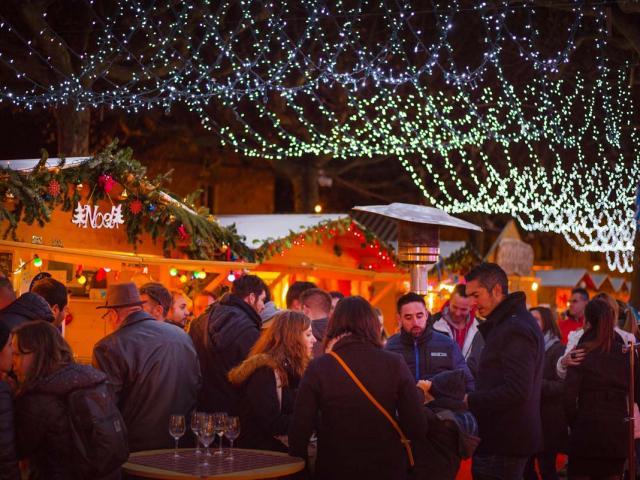 Balade sur le marché de Noël à Sarlat