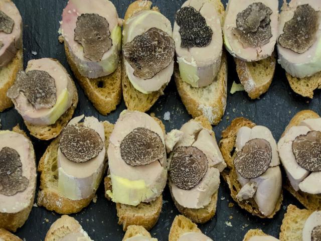 Croustous - Fête de la truffe à Sarlat