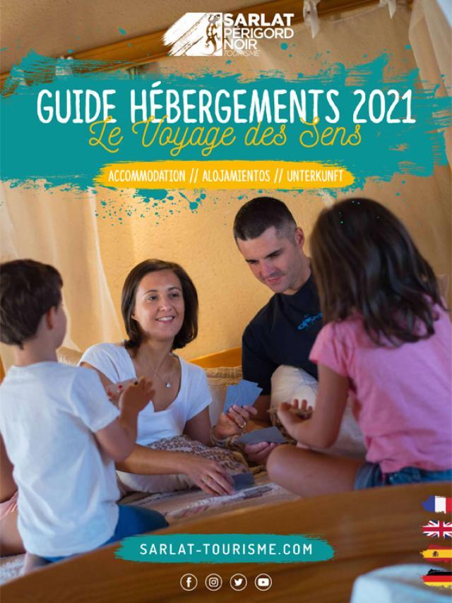 Guide Hebergement Sarlat 2021