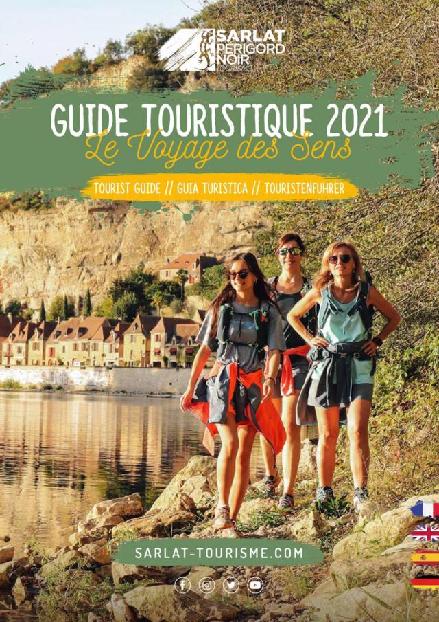 Couverture Guide Touristique